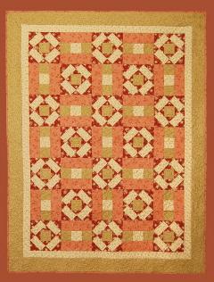 Summer's End Quilt Pattern