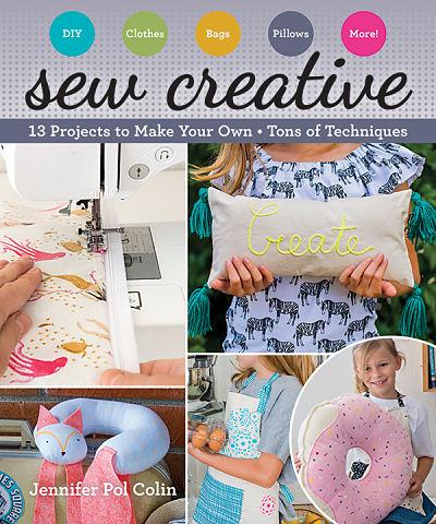 Sew Creative Book