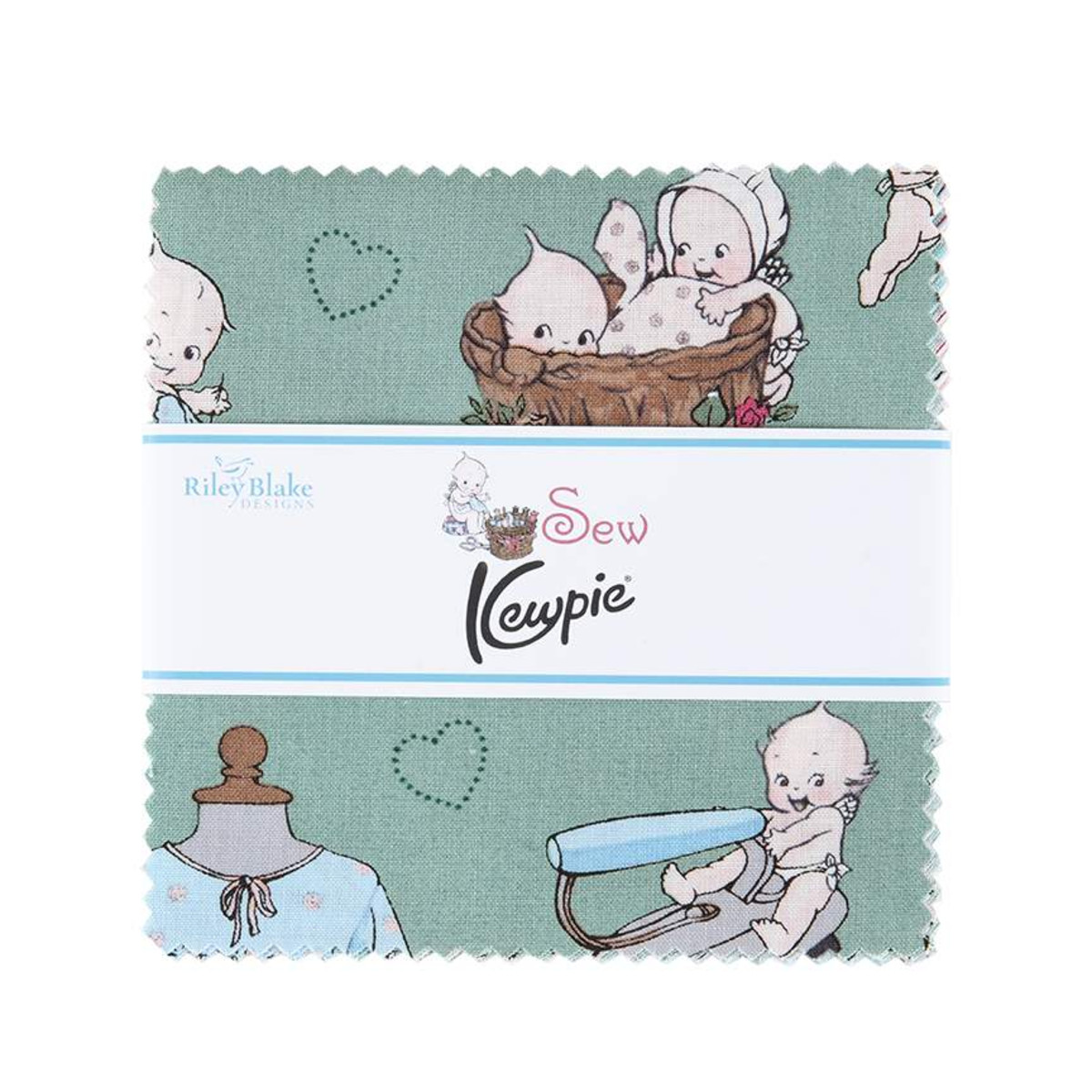 Riley Blake Charm Pack - Sew Kewpie