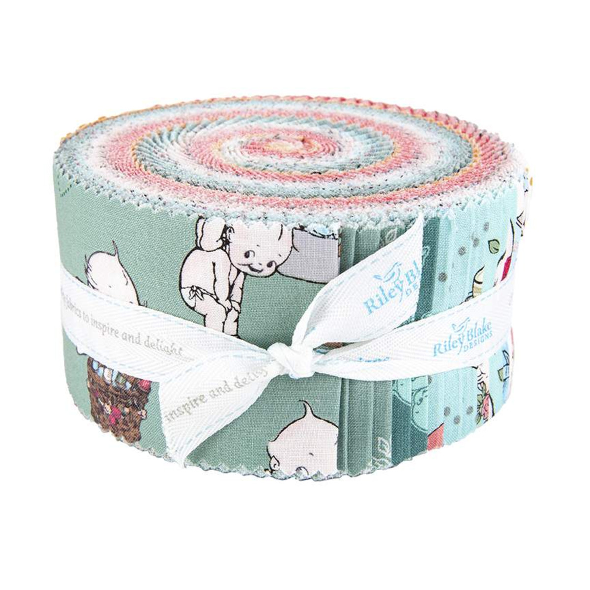 Riley Blake Jelly Roll - Sew Kewpie
