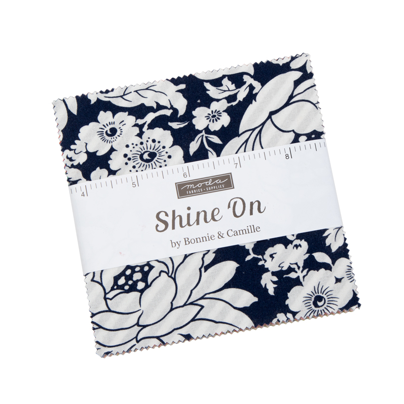 Moda Charm Pack - Shine On by Bonnie & Camille
