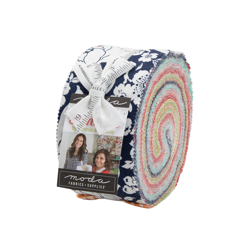 Moda Jelly Roll - Shine On by Bonnie & Camille