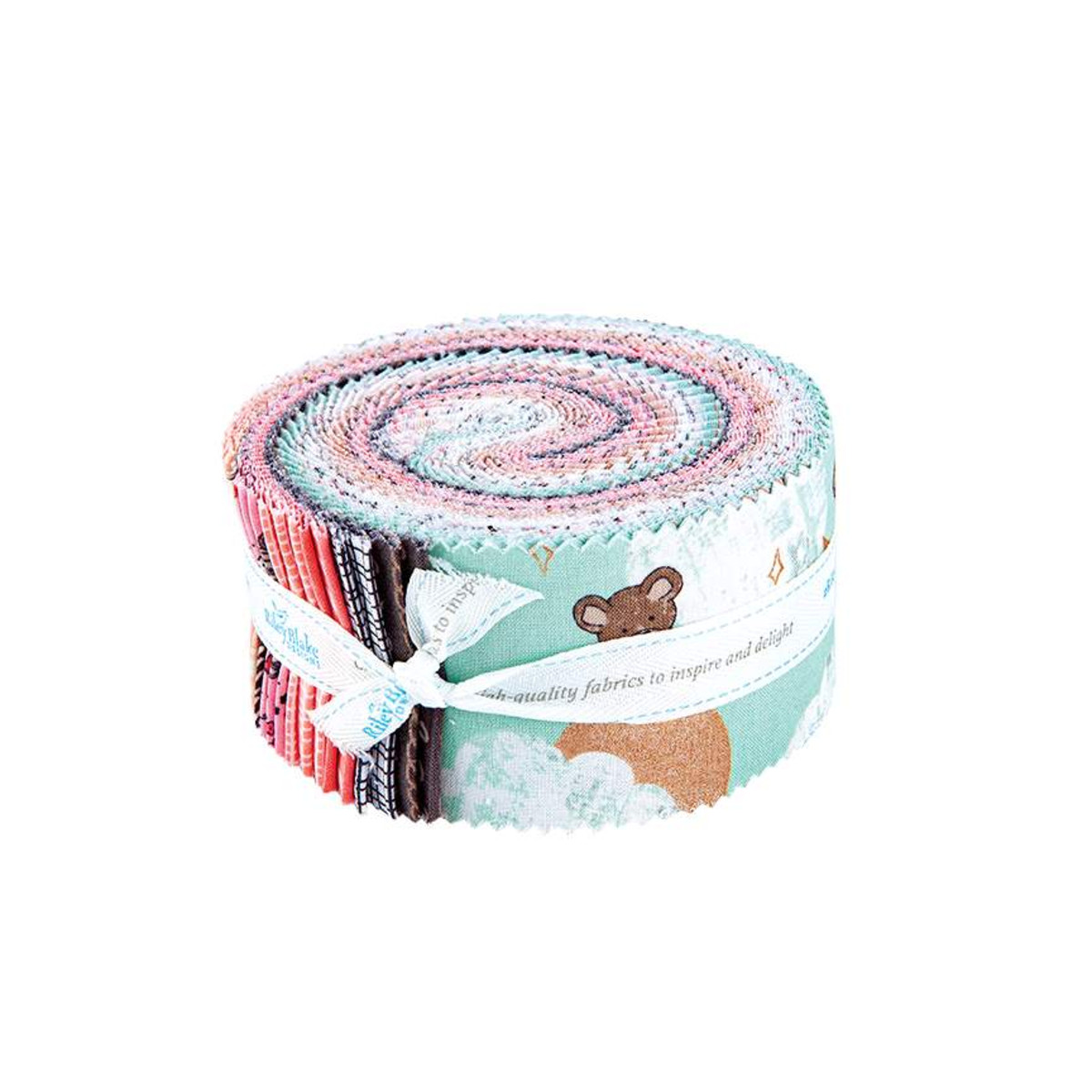 Riley Blake Jelly Roll - Sleep Tight by Gabrielle Neil Design Studio