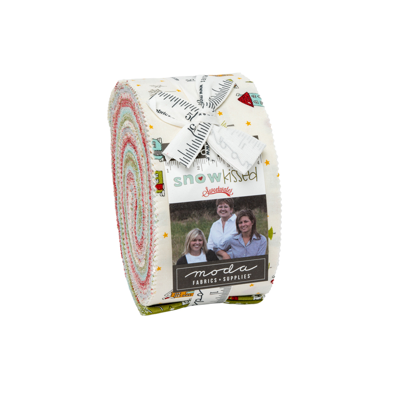 Moda Jelly Roll - Snowbound by Kathy Schmitz