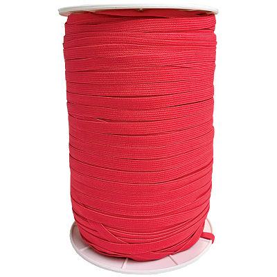 Soft Hot Red Elastic