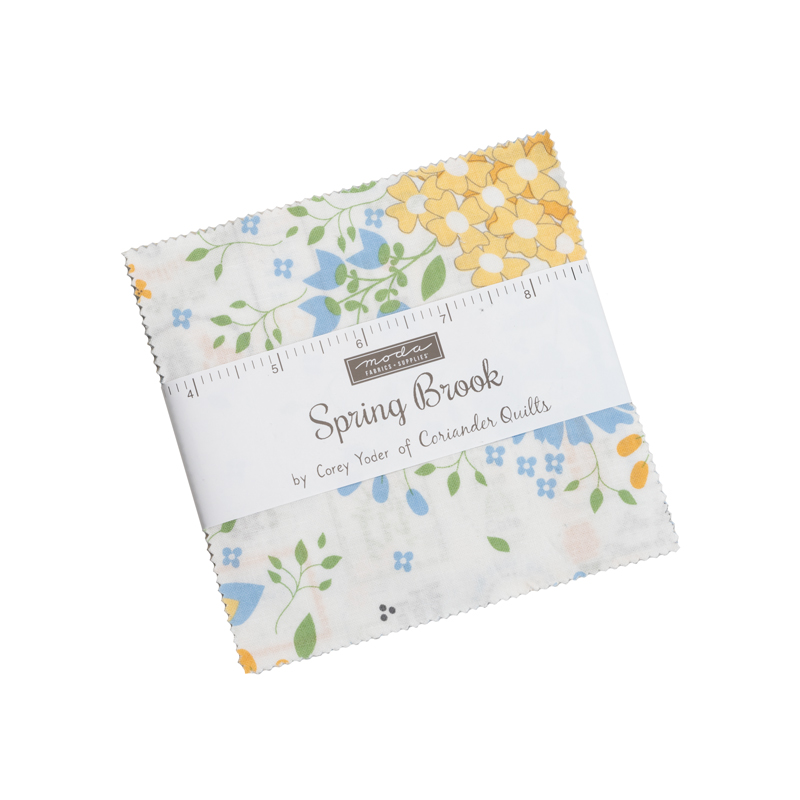 Moda Charm Pack - Spring Brook by Corey Yoder