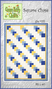 Square Chase Quilt Pattern
