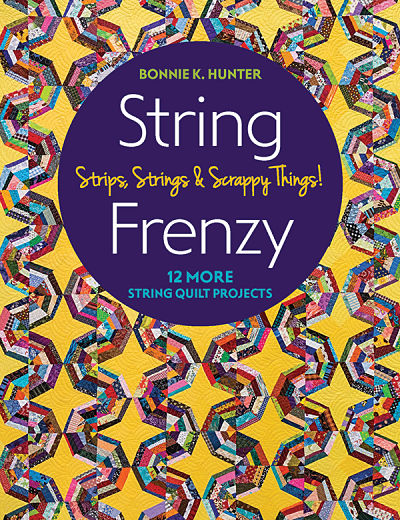 String Frenzy Book