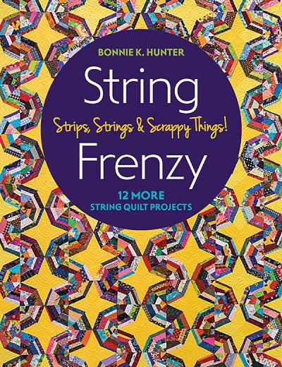String Frenzy Book