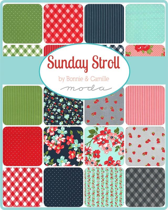 Moda Layer Cake - Sunday Stroll by Bonnie & Camille