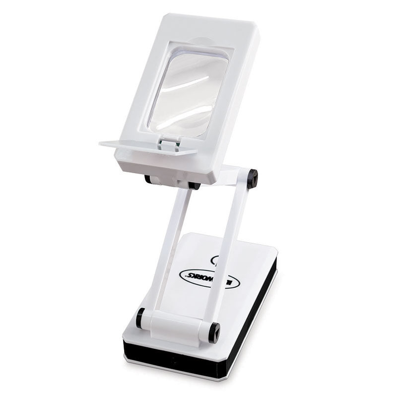 Super Bright LED Magnifier Lamp