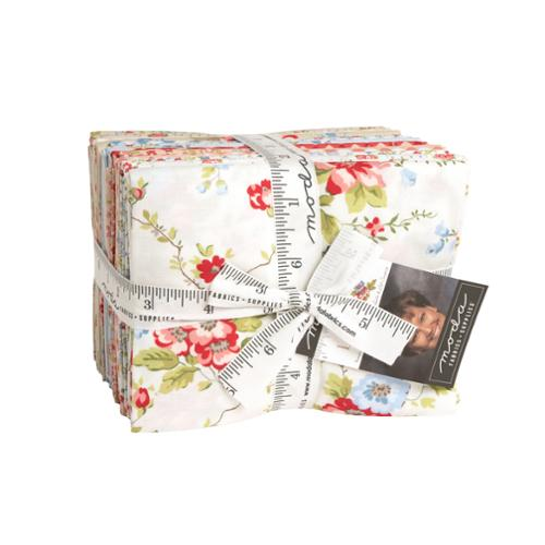 Moda Fat Quarter Bundle - Sweet Holly by Kansas Troubles