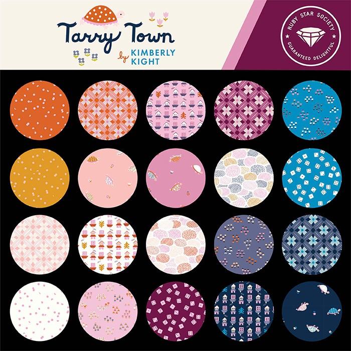 Moda Fat Quarter Bundle - Tarry Town by Ruby Star Society