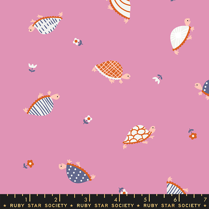 PREORDER - May/21 - Tarry Town Kiss Yardage by Ruby Star Society