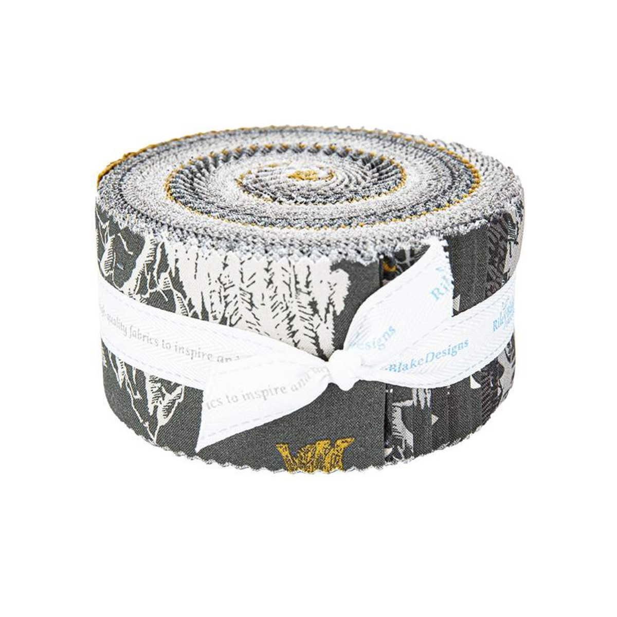 Riley Blake Jelly Roll - Timberland by RBD Designers