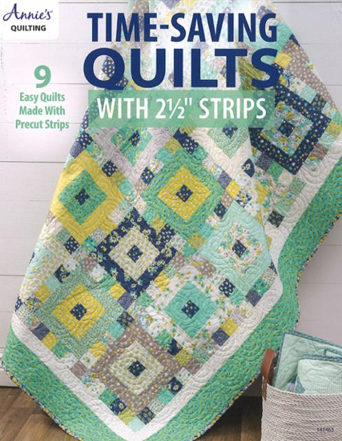 Time Saving Quilts Pattern