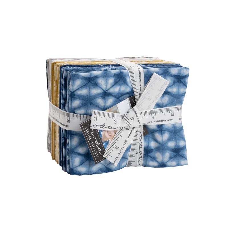 Moda Fat Quarter Bundle - Tochi by Debbie Maddy