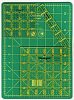 Omnigrid Travel Kit Mat With 3 Rulers