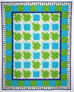 The Turtle Walk Quilt Pattern