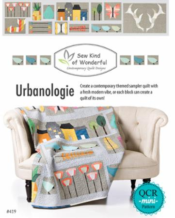 Urbanologie Booklet by Sew Kind Of Wonderful