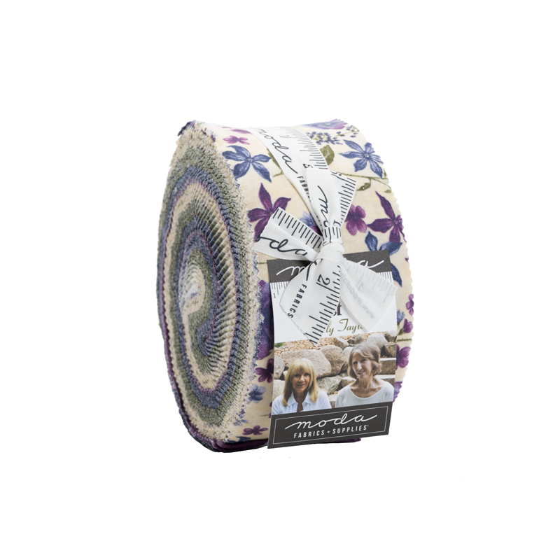 Moda Jelly Roll - Violet Hill by Holly Taylor