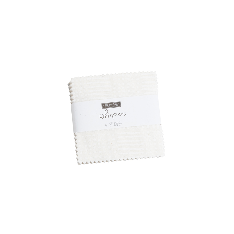 Moda Mini Charm - Whispers by Studio M