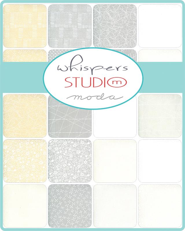 Moda Layer Cake - Whispers by Studio M