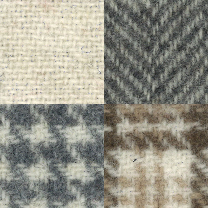 Moda Fat Quarter Bundle - Wool Ecru Assortment by Primitive Gatherings