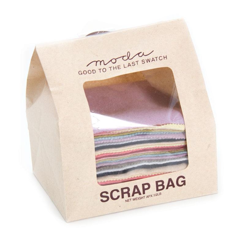 Moda **WOOL** Scrap Bag