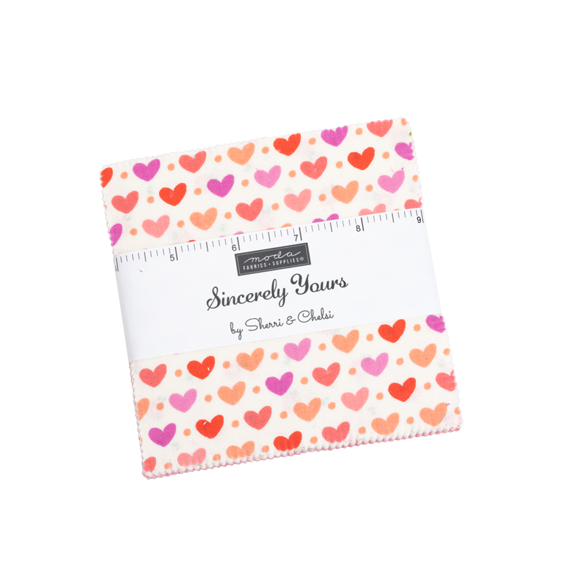 Moda Charm Pack - Sincerely Yours by Sherri & Chelsi