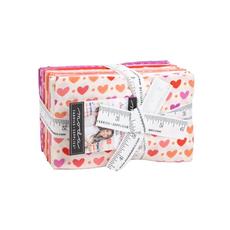 Moda Fat Eighth Bundle - Sincerely Yours by Sherri & Chelsi