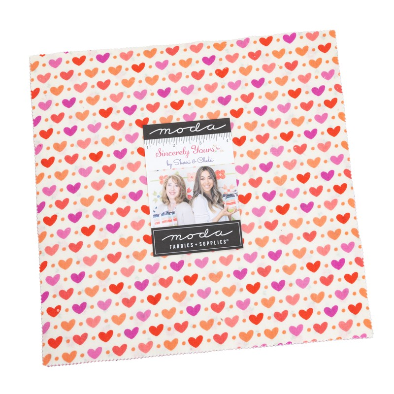 Moda Layer Cake - Sincerely Yours by Sherri & Chelsi
